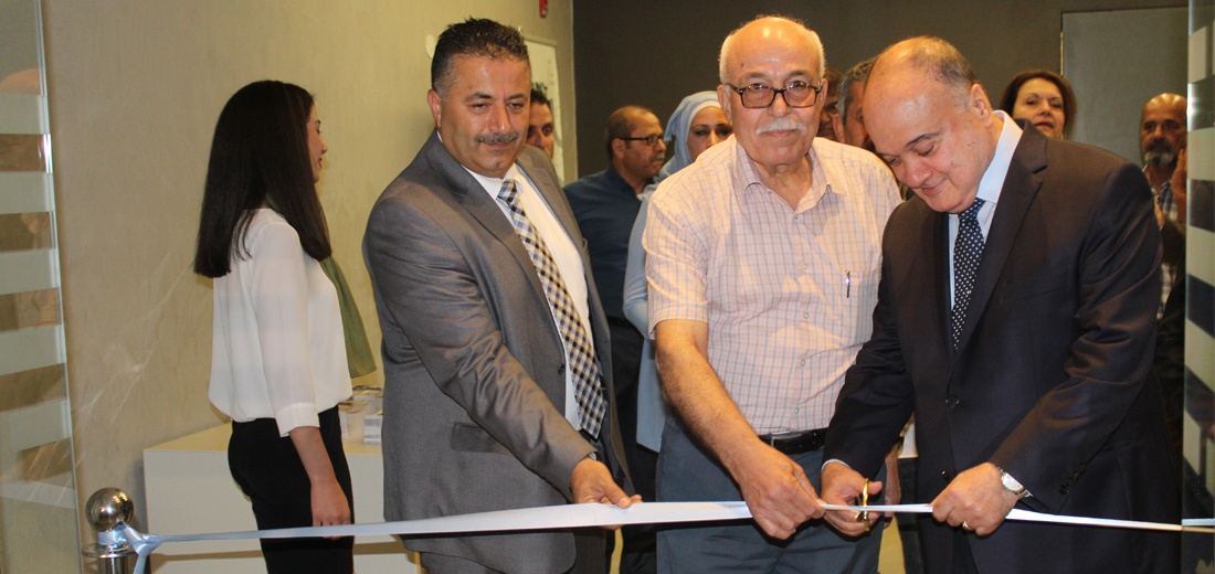 Uprooting Exhibition Officially Opened at Yasser Arafat Museum