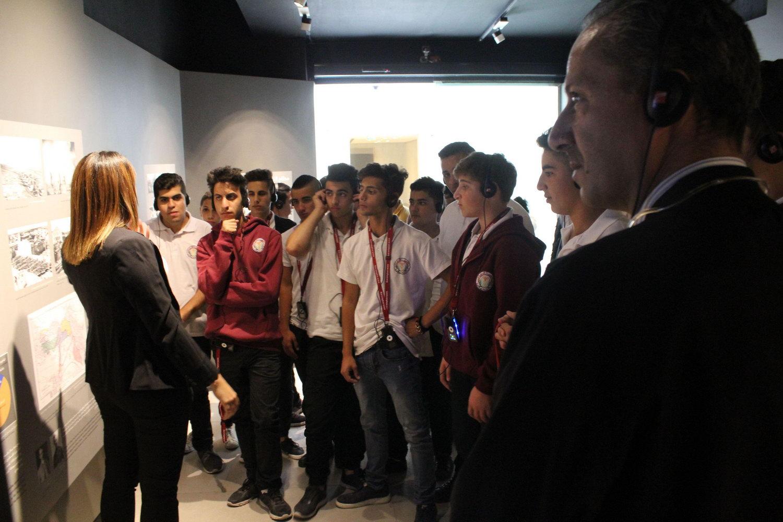 متحف ياسر عرفات من أبرز وجهات الرحل المدرسية التعليمية في فلسطين