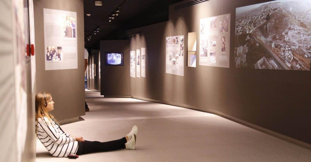 زوار المتحف